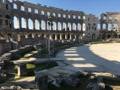 Pula Amphitheatre