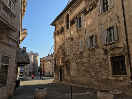 Pula old town