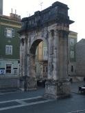 The Triumphal Arch of Sergius!