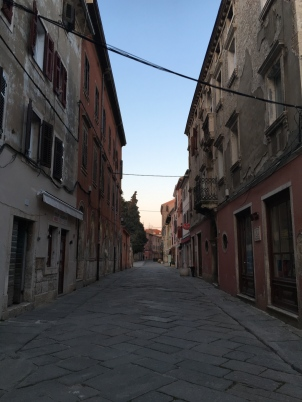 Old Town Pula