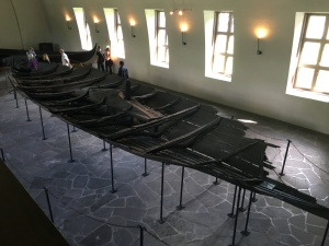 Large Viking Ship remains