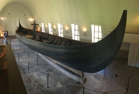 Impressive Viking ship