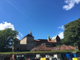 Akershus - another angle