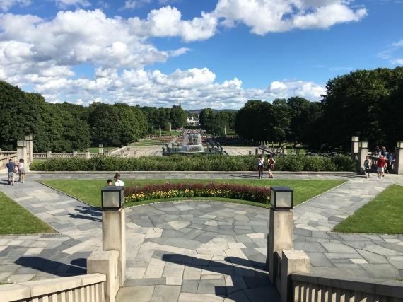 Vigeland Gardens