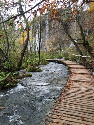 Plitvice trails