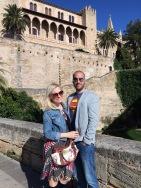 Jen and Miloš - Palma cathedral