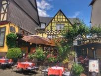 Restaurant in town